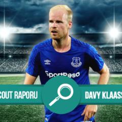 Oyuncu İnceleme | Davy Klaassen