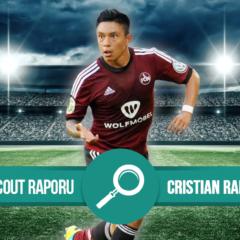 Oyuncu inceleme | Cristian Ramirez