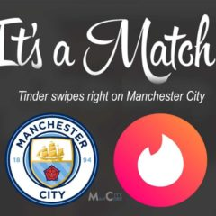 Bir yeni eşleşmeniz var: Manchester City
