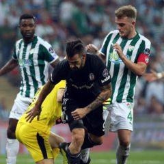 Bursaspor – Beşiktaş maçı ve Beşiktaş'ın genel sorunları