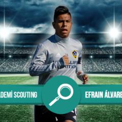 Oyuncu inceleme | Efrain Álvarez