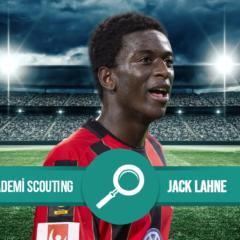 Oyuncu inceleme | Jack Lahne