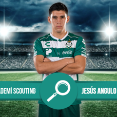 Oyuncu İnceleme | Jesus Alberto AnguloUriarte