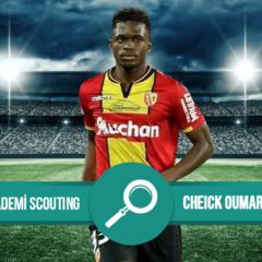 Oyuncu inceleme | Cheick Oumar Doucoure