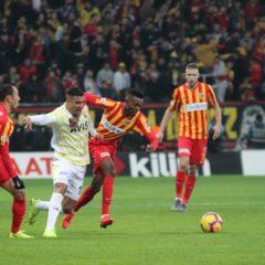 Analiz | Kayserispor 1-0 Fenerbahçe
