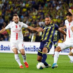 Analiz: Fenerbahçe 0-1 Antalyaspor