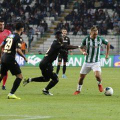 Analiz | Konyaspor 0-2 Yeni Malatyaspor