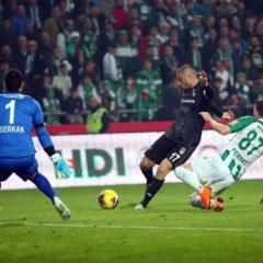 Analiz | Konyaspor 0-1 Beşiktaş