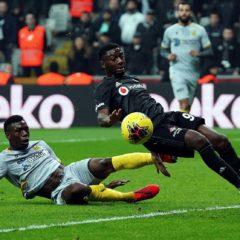 Analiz | Beşiktaş 0-2 Y. Malatyaspor