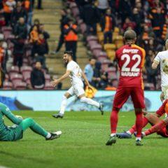 Analiz | Galatasaray 2-2 Ankaragücü
