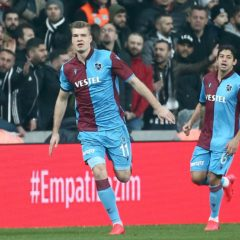Trabzonspor Analizi | Beşiktaş 2-2 Trabzonspor