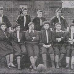 "Nettie Honeyball | ""İngiliz Oyunu""nda ilk kadin"