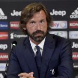 Andrea Pirlo   Şef Juventus'un başında
