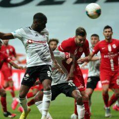 Analiz | Beşiktaş 1-1 Antalyaspor