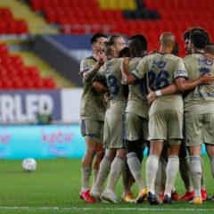 Fenerbahçe'nin etkili hücum performansı | Göztepe 2-3 Fenerbahçe