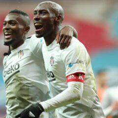 Beşiktaş'ın ilk yarıdaki üstün performansı | Beşiktaş 3-2 Başakşehir