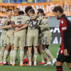 Analiz | Gençlerbirliği 1-5 Fenerbahçe