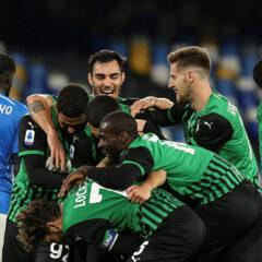 De Zerbi'den Guardiola esintileri | Napoli 0-2 Sassuolo