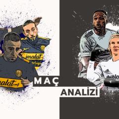 Analiz | Ankaragücü 0-1 Beşiktaş