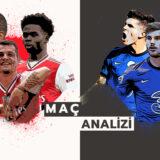 Arteta'nın son kurşunları   Arsenal 3-1 Chelsea
