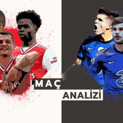 Arteta'nın son kurşunları | Arsenal 3-1 Chelsea