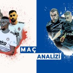 Analiz | Beşiktaş 3-0 Kasımpaşa