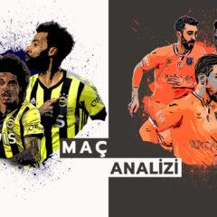 Analiz | Fenerbahçe 4-1 Başakşehir