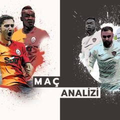 Analiz | Galatasaray 3-0 Hatayspor
