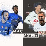 Analiz   Tottenham 0-2 Leicester