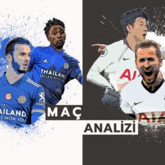 Analiz | Tottenham 0-2 Leicester
