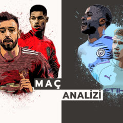Analiz | Manchester United 0-0 Manchester City