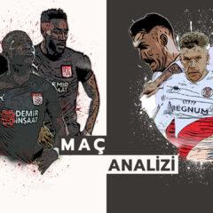 Analiz | Sivasspor 0-0 Antalyaspor