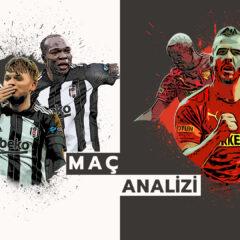 Analiz | Beşiktaş 2-1 Göztepe