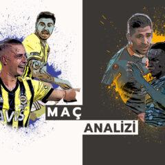Analiz | Fenerbahçe 2-1 Alanyaspor