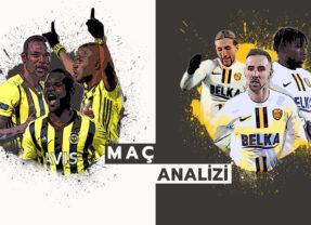 Analiz   Fenerbahçe 3-1 Ankaragücü