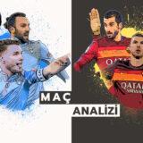 Lazio'dan görkemli galibiyet | Lazio 3-0 Roma