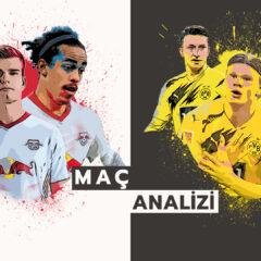 Analiz | Leipzig 1-3 Dortmund