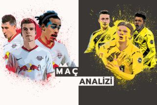 Analiz   Leipzig 1-3 Dortmund