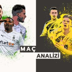 Analiz | Mönchengladbach 4-2 Borussia Dortmund