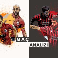 Analiz | Galatasaray 6-0 Gençlerbirliği