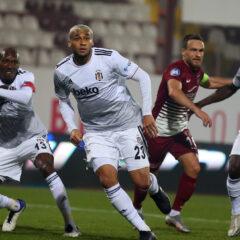 Analiz | Hatayspor 2-2 Beşiktaş