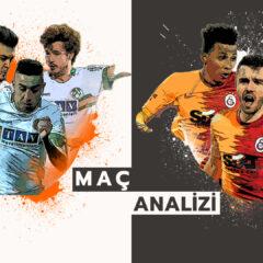 Analiz | Alanyaspor 0-1 Galatasaray