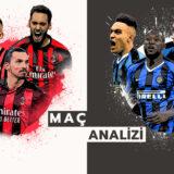 Conte'den rakiplerine gözdağı | Milan 0-3 Inter