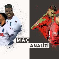 Analiz | Trabzonspor 1-0 Gaziantep FK