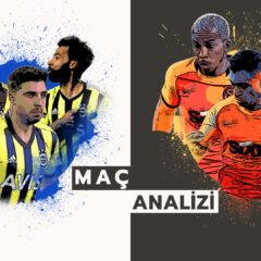 Galatasaray Analizi | Fenerbahçe 0-1 Galatasaray