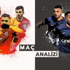 Analiz | Galatasaray 2-1 Kasımpaşa