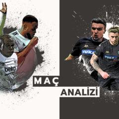 Atiba'nın rolü | Beşiktaş 3-0 Denizlispor