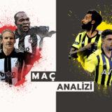 Derbide Fenerbahçe | Beşiktaş 1-1 Fenerbahçe