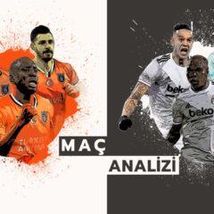 Analiz | Başakşehir 2-3 Beşiktaş
