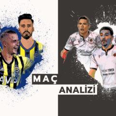 Analiz | Fenerbahçe 1-2 Gençlerbirliği